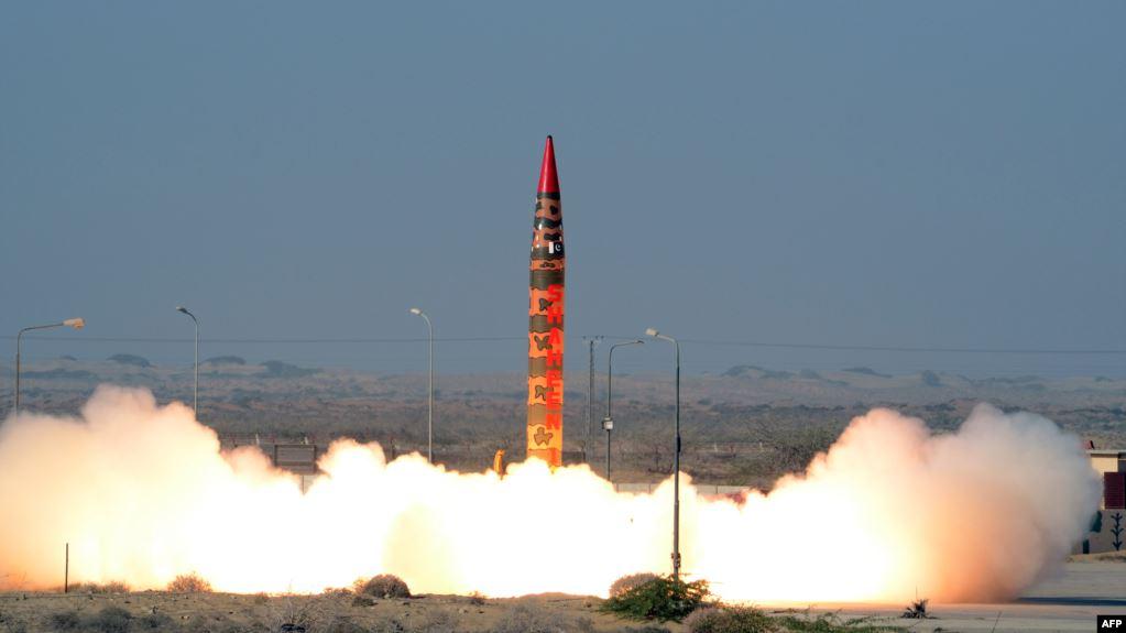 Πακιστάν: Επιτυχής δοκιμή βαλλιστικών πυραύλων μεγάλης εμβέλειας