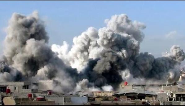 Σφοδροί ρωσοσυριακοί βομβαρδισμοί στην Ιντλίμπ από Su-24 – ΔΕΙΤΕ ΤΟ ΒΙΝΤΕΟ