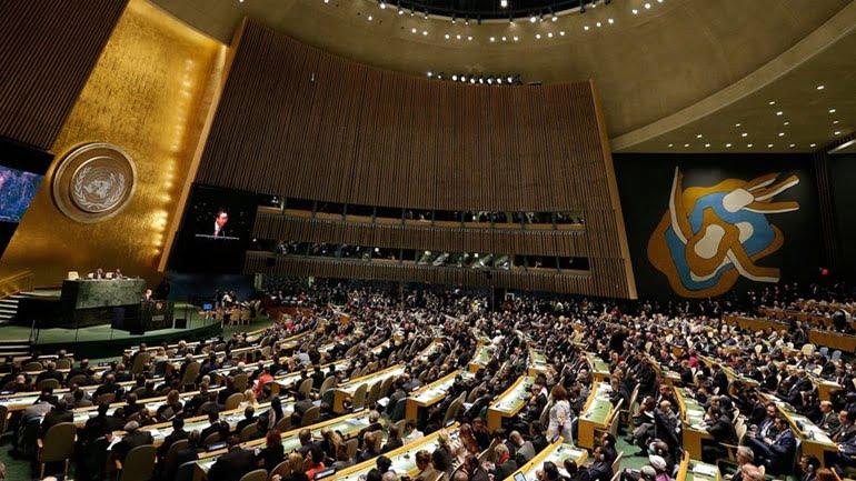 Ο ΟΗΕ υιοθετεί ψηφίσματα για το Δίκαιο της Θάλασσας, η Τουρκία καταψηφίζει μοναχή.