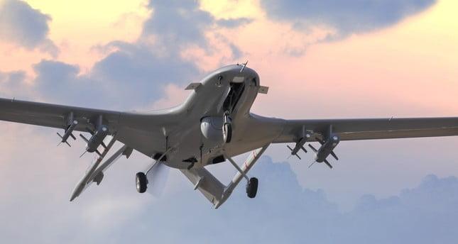 Τουρκικά UAV μόνιμα στα Κατεχόμενα