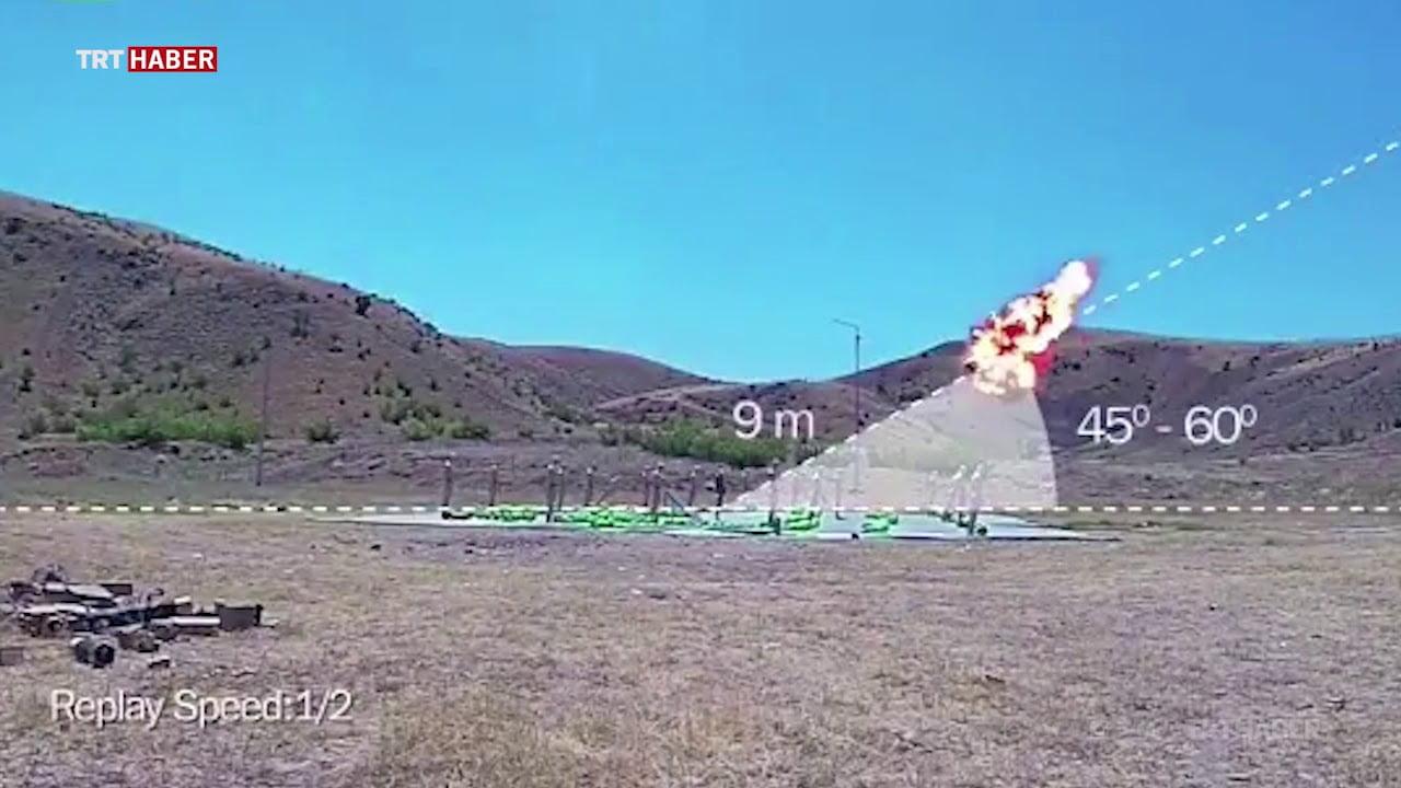 ΚΑΜΙΚΑΖΙ UAV MINI- ΑΝΑΠΤΥΣΣΕΙ Η ΤΟΥΡΚΙΑ [ΒΙΝΤΕΟ]