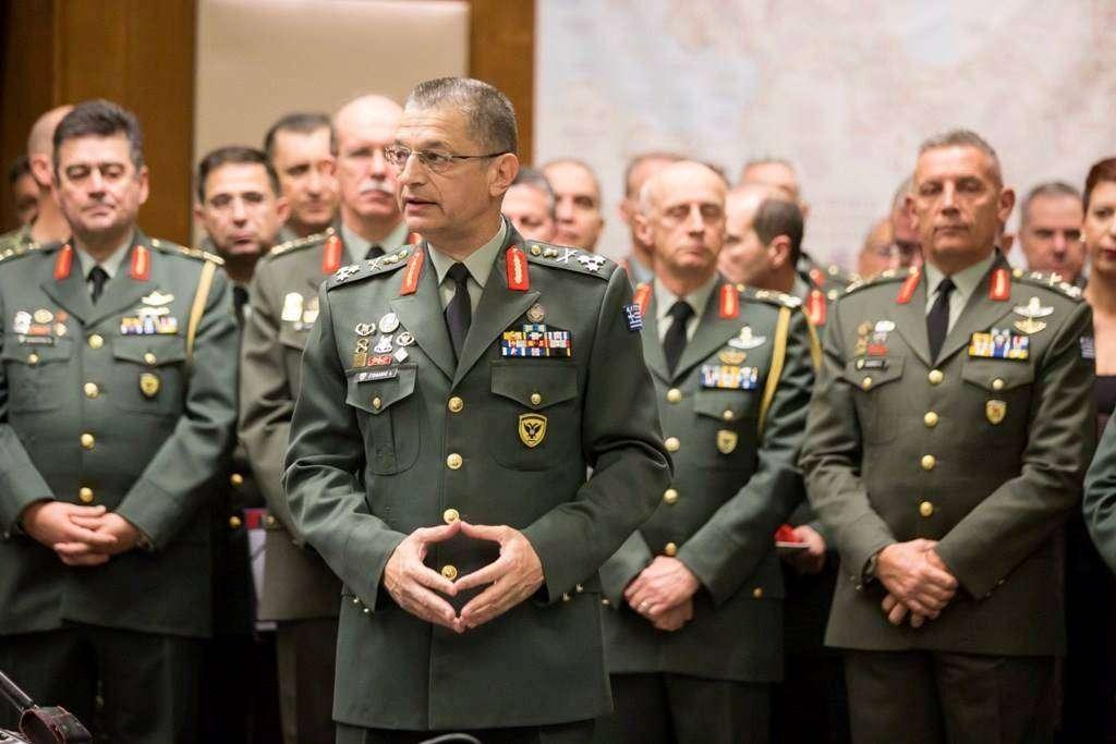 Στον Έβρο ο υφυπουργός Εθνικής Άμυνας