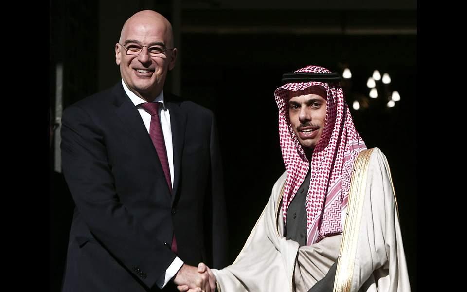 Η Ελλάδα στέλνει Patriot στη Σαουδική Αραβία