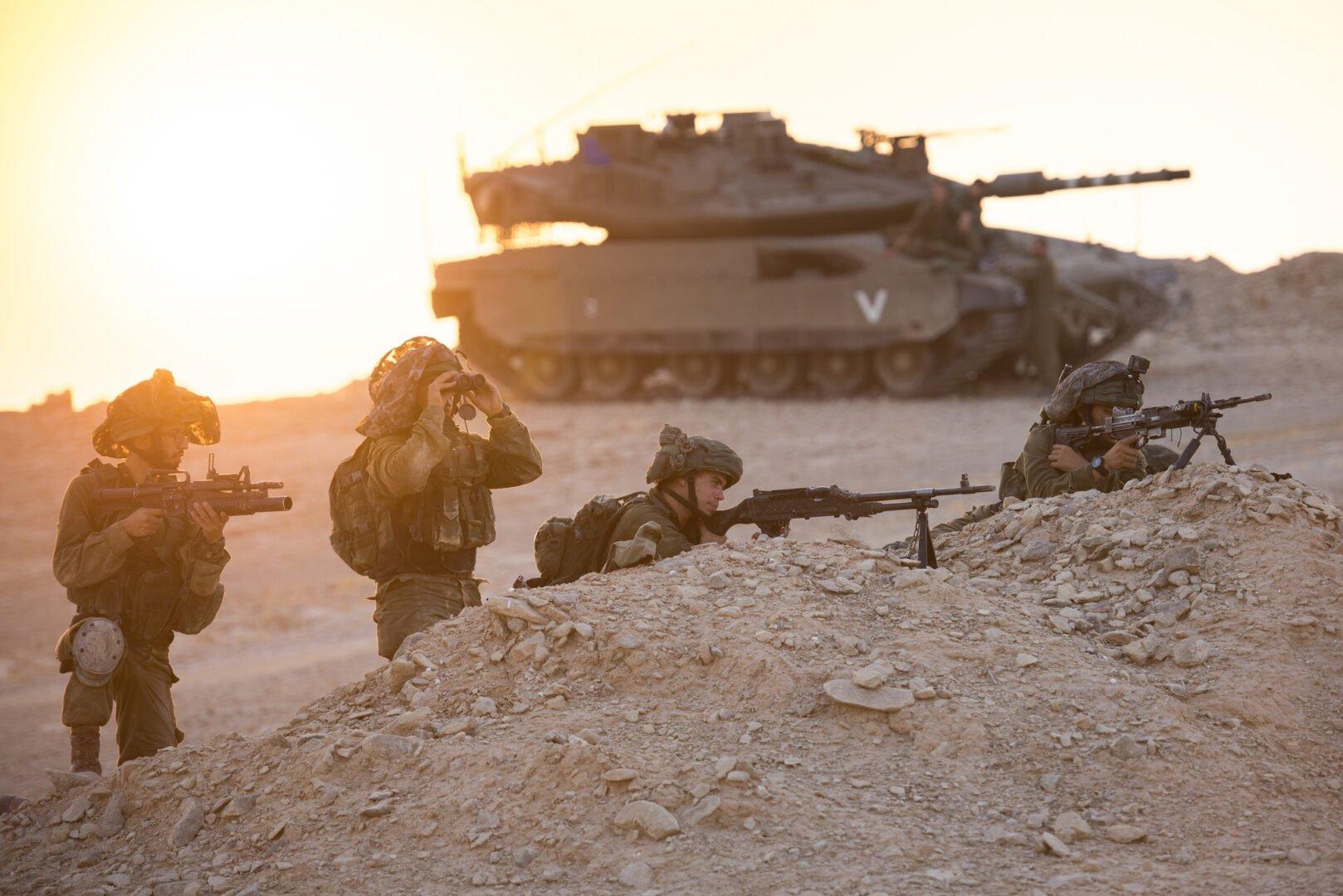 IDF – ΚΙΝΔΥΝΟΣ Η ΤΟΥΡΚΙΑ , ΕΝΟΧΛΕΙ ΤΗΝ ΣΥΜΜΑΧΟ ΕΛΛΑΔΑ