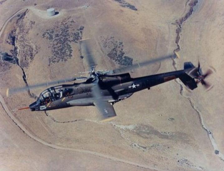AH-56: Ο ΠΑΤΕΡΑΣ ΤΟΥ APACHE