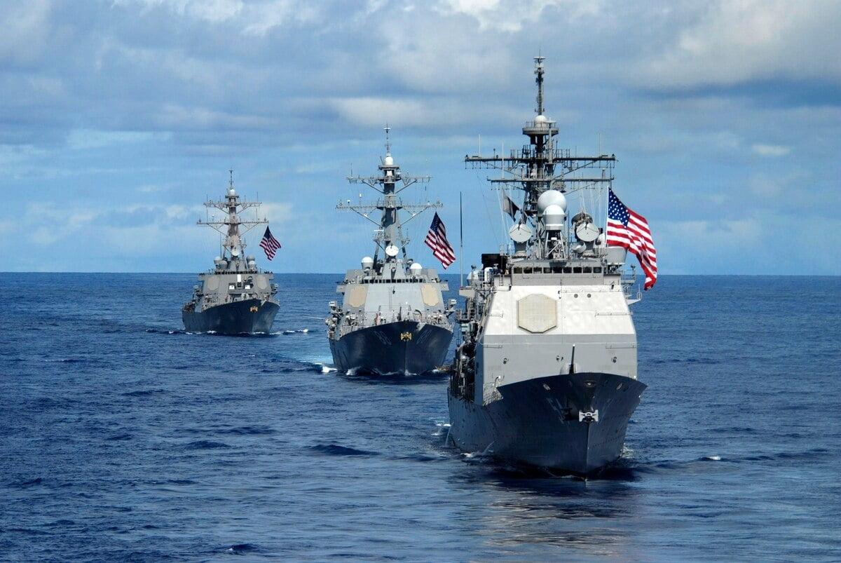 Στην Αλεξανδρούπολη ο στόλος των Η.Π.Α.
