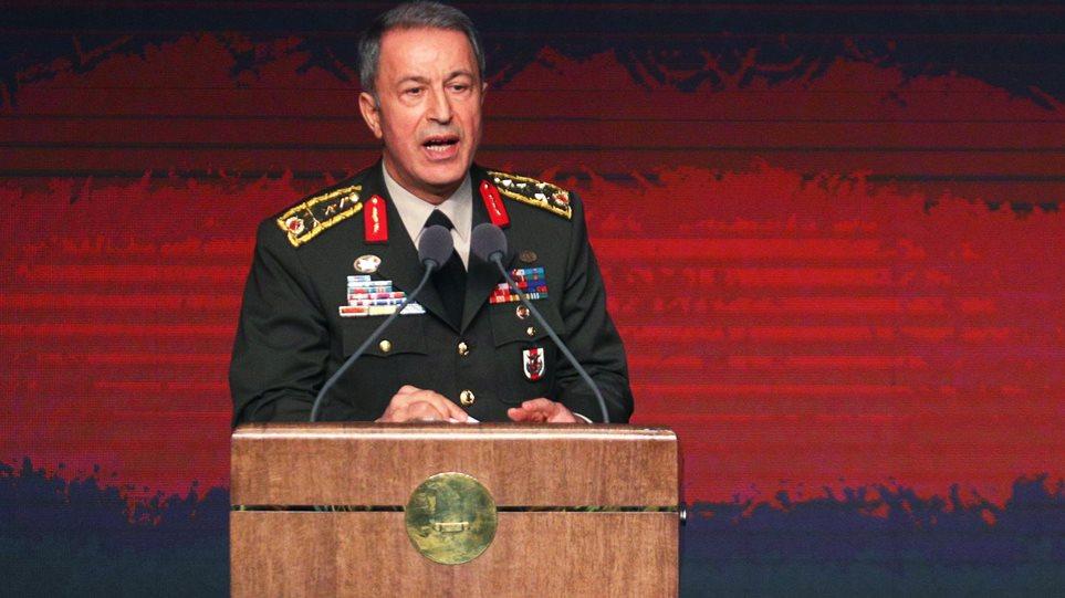 """""""Θα κάνουμε ό,τι είναι απαραίτητο"""" – Ακάρ προς Συρία και Ρωσία"""
