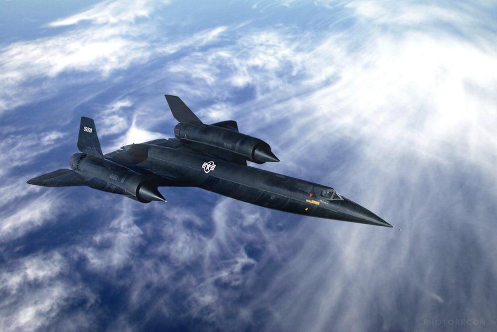 Το Α-12 Oxcart της CIA σε εμπλοκή πανω απο το Βιετνάμ