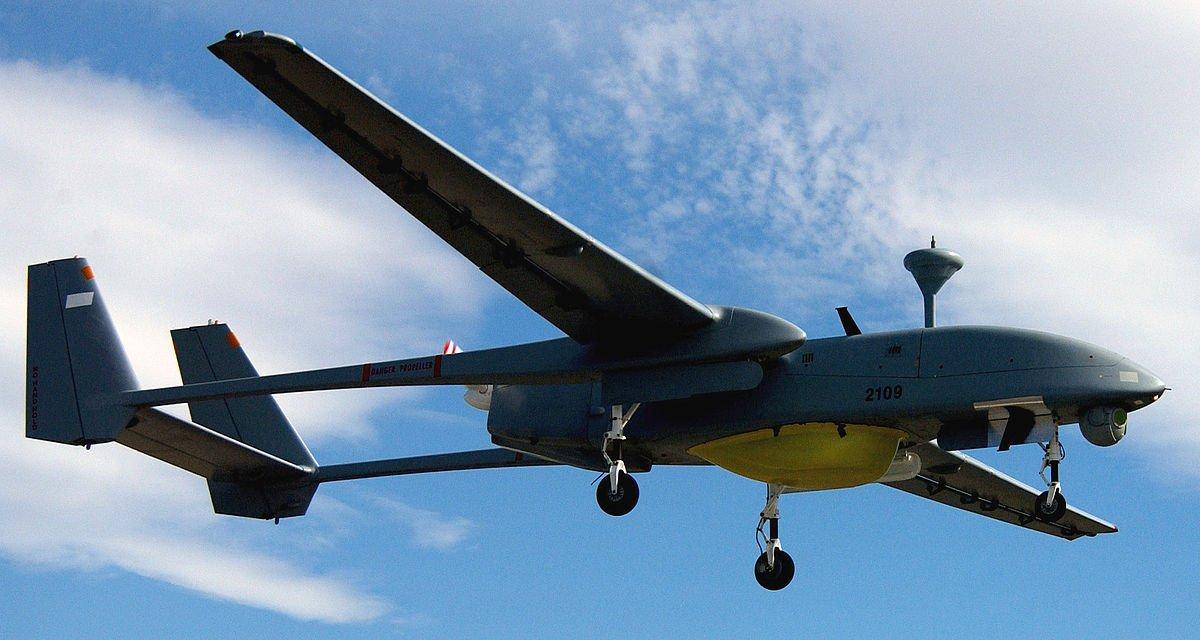 ΕΡΧΟΝΤΑΙ ΙΣΡΑΗΛΙΝΑ DRONE ΣΤΗΝ ΕΛΛΑΔΑ