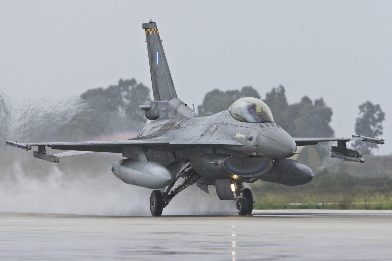 ΣΥΝΕΧΙΖΕΤΑΙ Η ΑΝΑΒΑΘΜΙΣΗ ΤΩΝ F16 ΣΕ VIPER ΜΕΣΩ ΕΑΒ