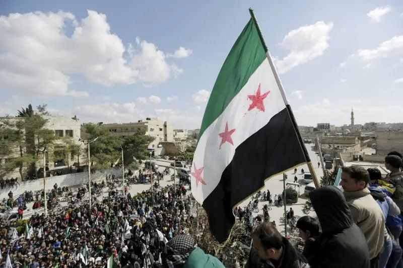"""""""ΜΕ ΧΑΡΑ ΘΑ ΠΟΛΕΜΗΣΩ ΤΗΝ ΕΛΛΑΔΑ"""" – FSA – ΣΥΡΙΑ"""