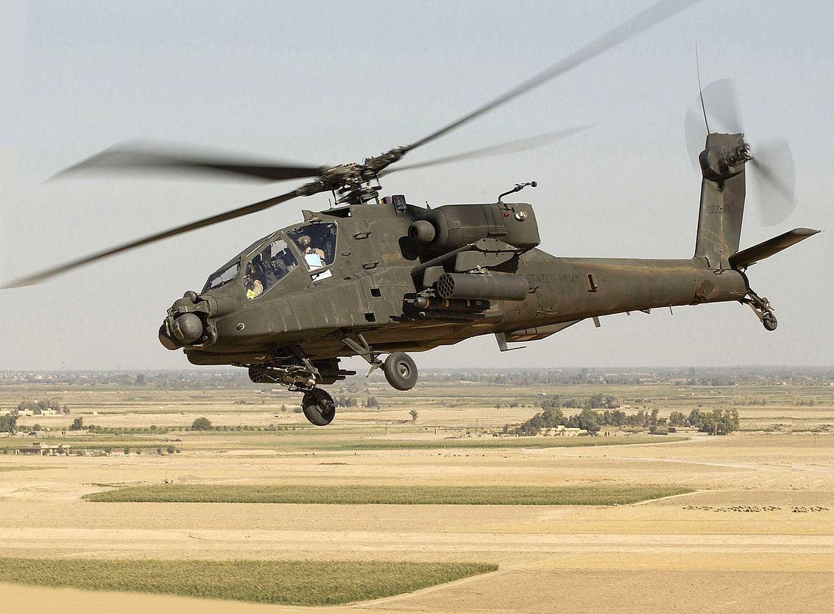 ΕΥΚΑΙΡΙΑ: Οι ΗΠΑ θα αποσύρουν εκατοντάδες ελικόπτερα Apache AH-64D