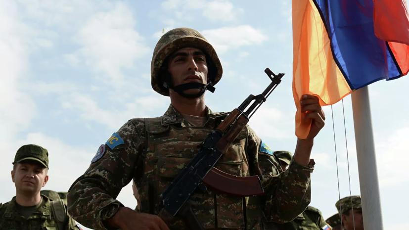 CSTO & ΡΩΣΙΑ για συμμετοχή στην Σύγκρουση του Καραμπάχ