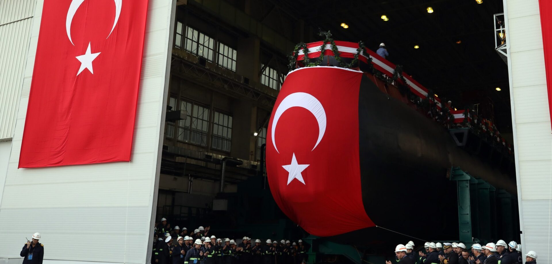 """ΔΕΝΔΙΑΣ ΣΕ """"ΕΤΑΙΡΟΥΣ"""" : Ακυρώστε τα Τουρκικά Υποβρύχια και Εξοπλισμούς"""