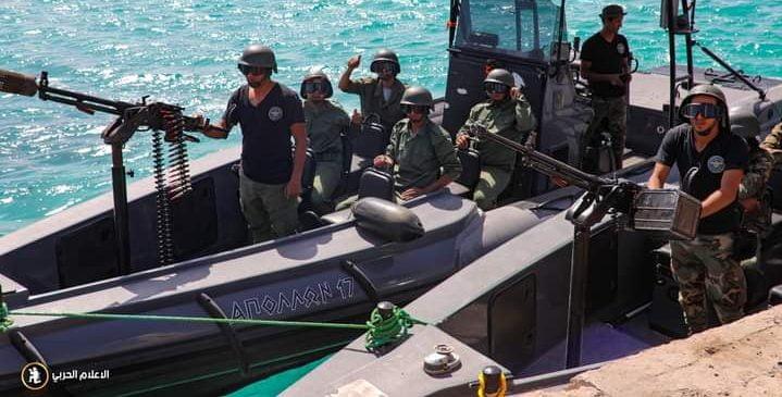"""ΑΠΟΚΛΕΙΣΤΙΚΟ: Τα """"Ελληνικά"""" σκάφη του Λιβυκού Πολεμικού Ναυτικού – Χάφταρ / LNA"""