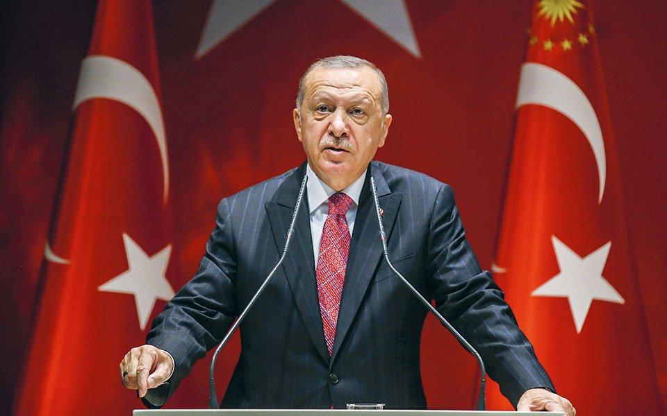 """, """"ΘΑ ΥΠΕΡΑΣΠΙΣΤΟΥΜΕ ΜΕ ΤΗ ΖΩΗ ΜΑΣ ΤΗΝ ΙΕΡΟΥΣΑΛΗΜ"""" – Οργή Ερντογάν κατά """"αντι-ισλαμιστών"""", NEMESIS HD"""