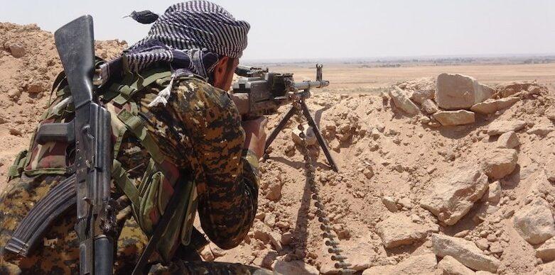 Επιχείρηση Κουρδικών ειδικών δυνάμεων εναντίον Ισλαμιστών της Άγκυρας