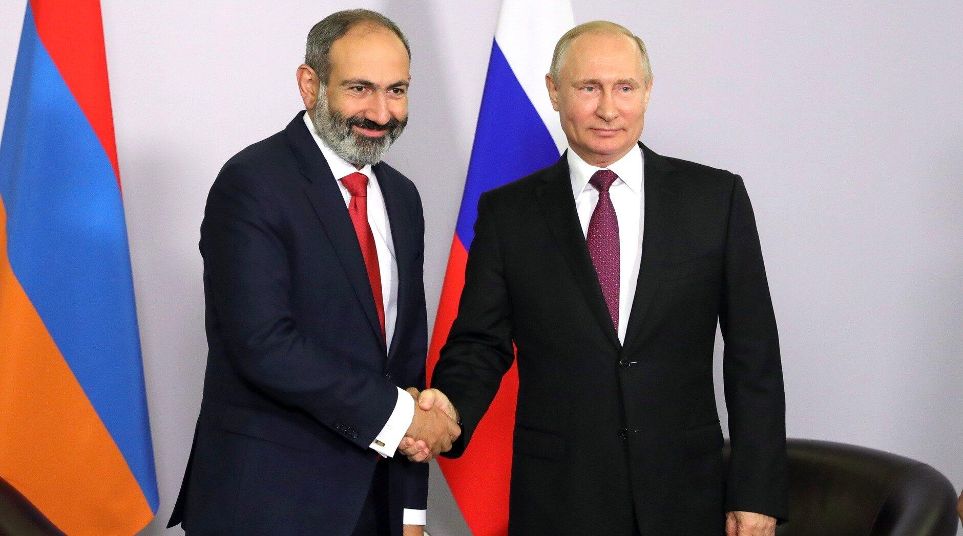 Δήλωση Πασινιάν για τη συμφωνία του Αρτσάχ: Έσωσα 25.000 Αρμένιους