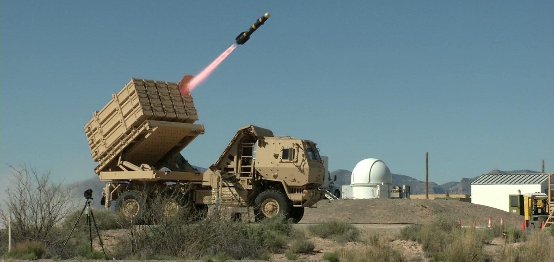 Οι ΗΠΑ δοκιμάζουν χαμηλού κόστους σύστημα ANTI-DRONE