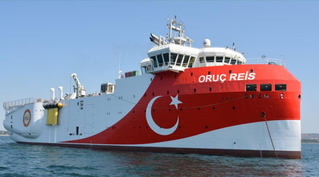 ΤΟ ΚΟΛΠΟ ΤΟΥ ΕΡΝΤΟΓΑΝ: Αποχώρησε το Oruc Reis
