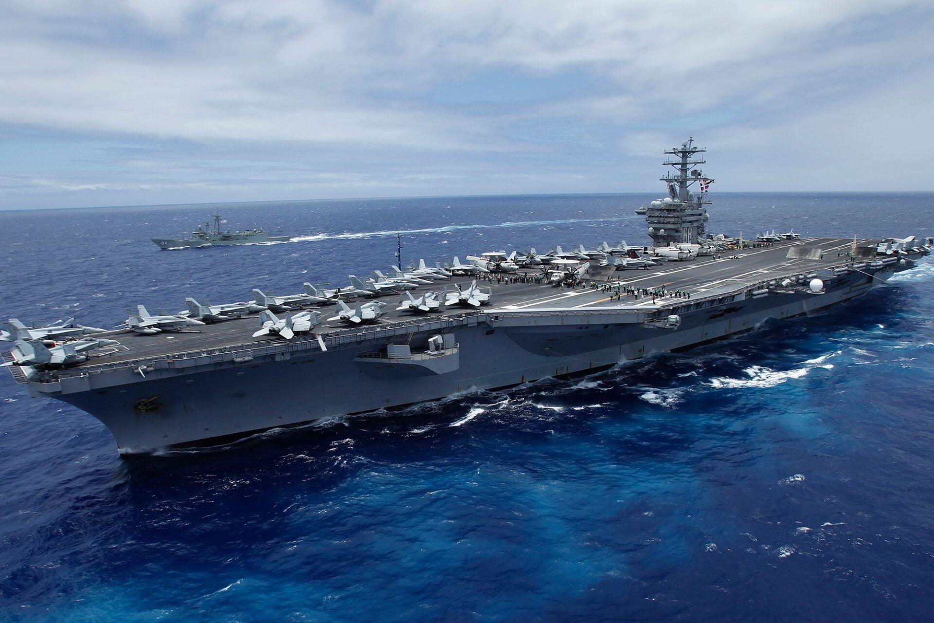 Σε κόκκινο συναγερμό οι δυνάμεις των ΗΠΑ στην Μέση Ανατολή