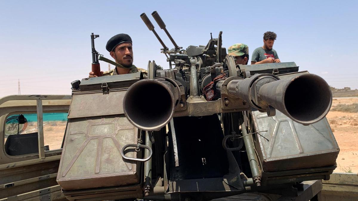 ΤΟΥΡΚΟΙ & ΚΑΤΑΡΙΑΝΟΙ ΕΤΟΙΜΑΖΟΥΝ ΤΟΝ GNA ΓΙΑ ΝΕΑ ΜΑΧΗ: Δήλωση των Σεΐχηδων της Λιβύης