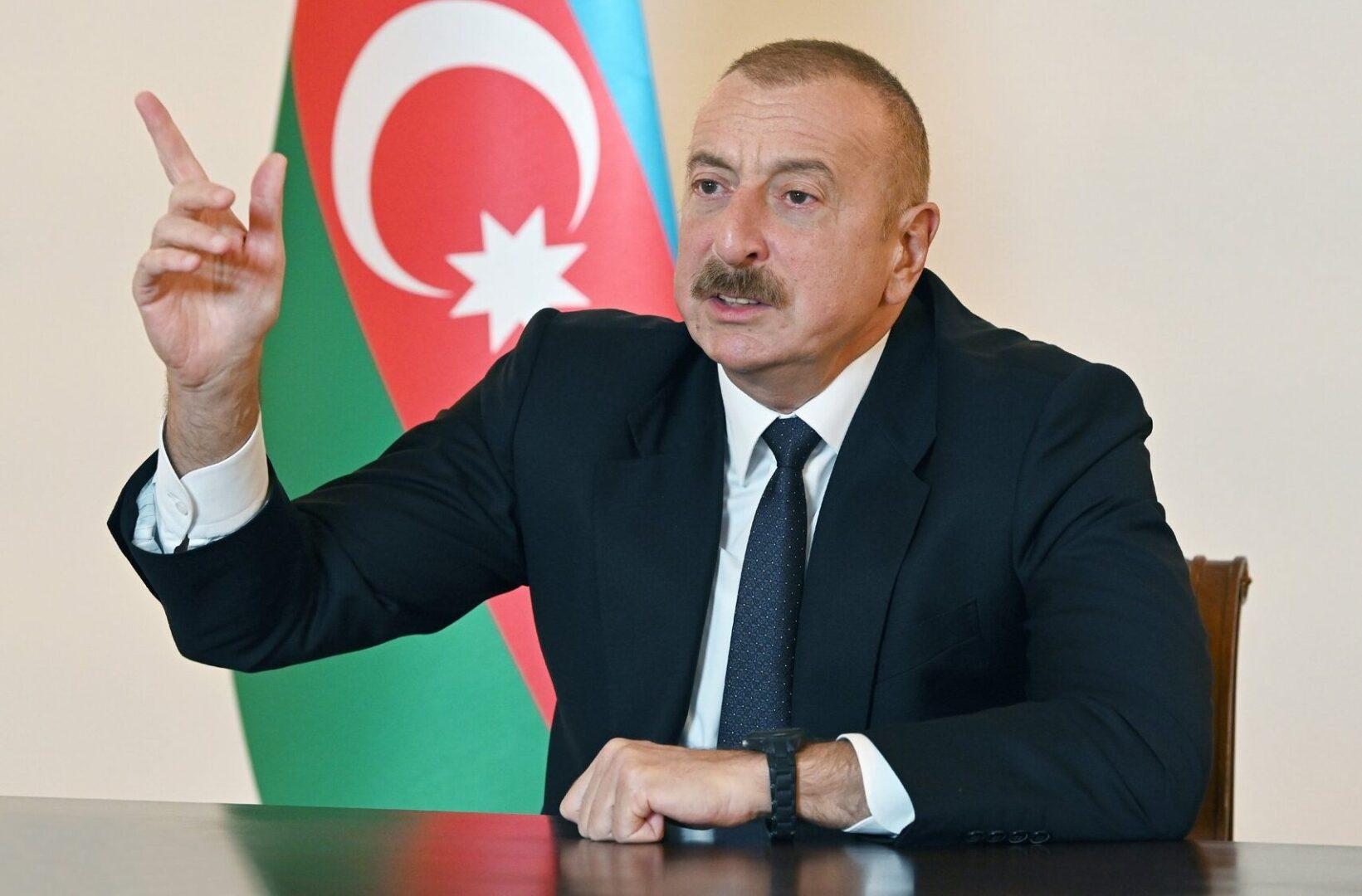 """""""ΔΩΣΤΕ ΤΗ ΜΑΣΣΑΛΙΑ ΣΤΟΥΣ ΑΡΜΕΝΙΟΥΣ"""" – Απάντηση Αζερμπαϊτζάν στη Γαλλία"""