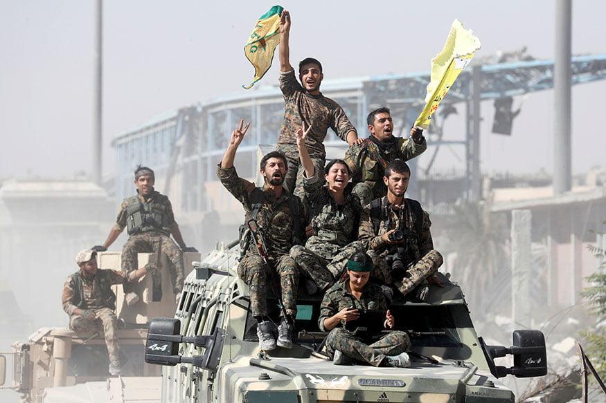 Σε φονική ηττα εξελίχθηκε η μάχη στην Αϊν Ισα – Υποχωρούν οι Τουρκικές μονάδες