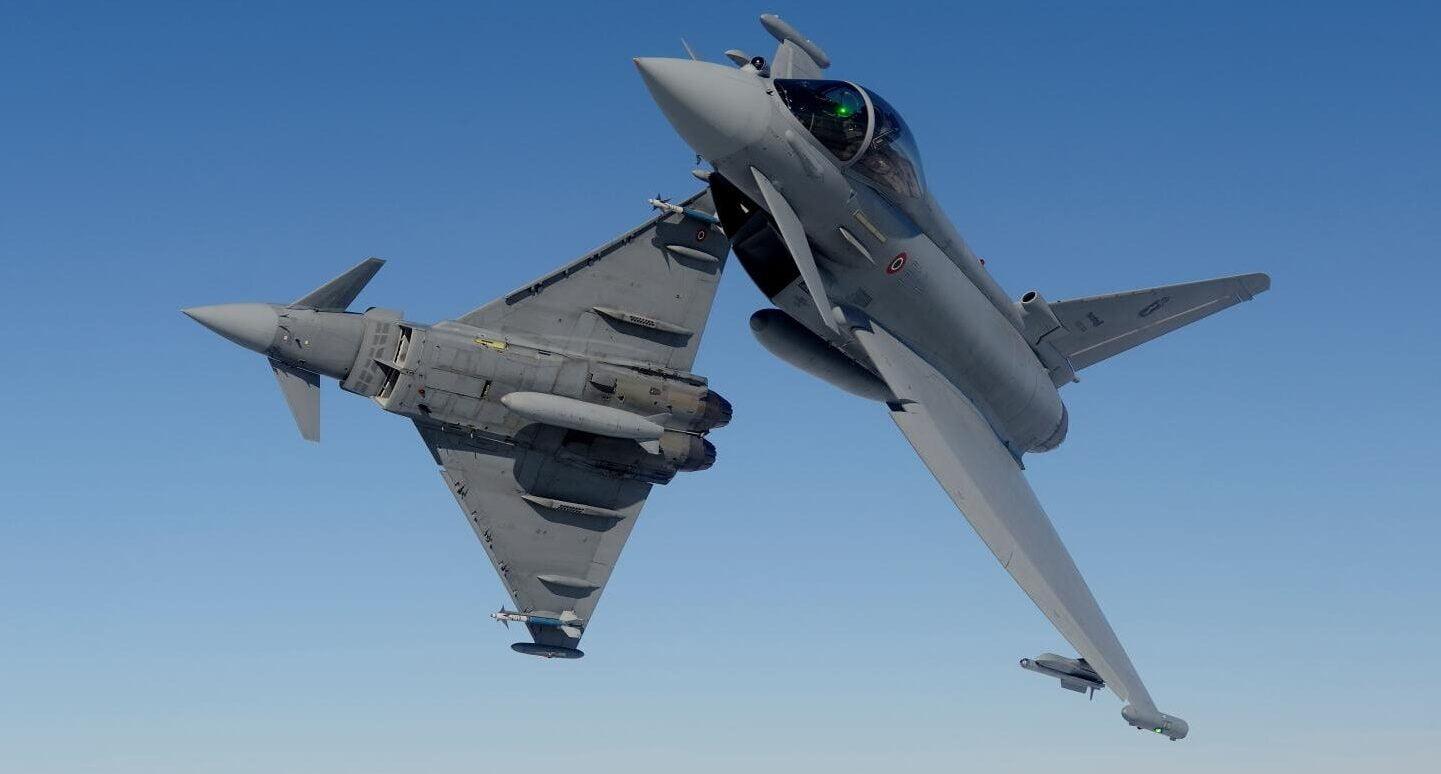Γερμανικά μαχητικά Eurofighter αναχαίτισαν Ρωσικά κατασκοπευτικά αεροπλάνα