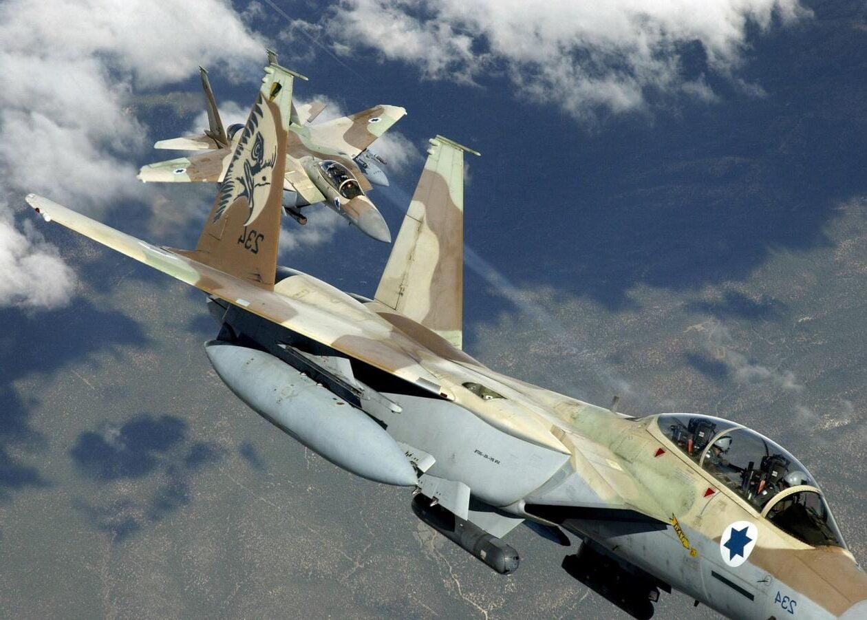 Ισραηλινή επιδρομή στην Δαμασκό – Ενάς νεκρός, αρκετοί τραυματίες
