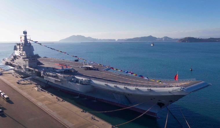Το Πεκίνο απάντησε στις ΗΠΑ – Κινεζικό αεροπλανοφόρο στα στενά της Ταϊβαν