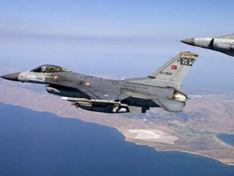 """ΔΙΑΒΗΜΑ ΣΤΗΝ ΤΟΥΡΚΙΑ: """"Τουρκικά μαχητικά παραβίασαν τον Εθνικό εναέριο χώρο"""""""