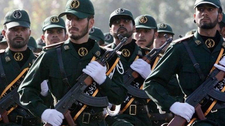 Οι Φρουροί της Επανάστασης του Ιράν προειδοποιούν τις ΗΠΑ
