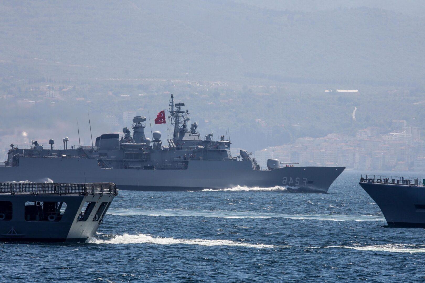 """ΣΟΒΑΡΗ ΥΠΟΘΕΣΗ ΚΑΤΑΣΚΟΠΕΙΑΣ ΣΤΗΝ ΤΟΥΡΚΙΑ: """"Διέρρευσαν πληροφορίες του Τουρκικού Ναυτικού"""""""