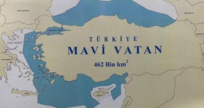 ΔΟΓΜΑ ΤΗΣ ΓΑΛΑΖΙΑΣ ΠΑΤΡΙΔΑΣ, ΤΙ ΕΙΝΑΙ ΤΟ ΔΟΓΜΑ ΤΗΣ ΓΑΛΑΖΙΑΣ ΠΑΤΡΙΔΑΣ; Ελλάδα & Τουρκία στα όρια του πολέμου, NEMESIS HD