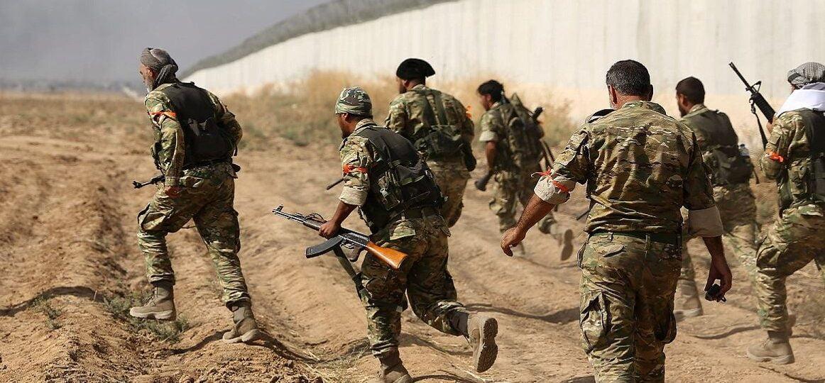 Τουρκικό πυροβολικό και TFSA σφυροκοπούν τη Συρια