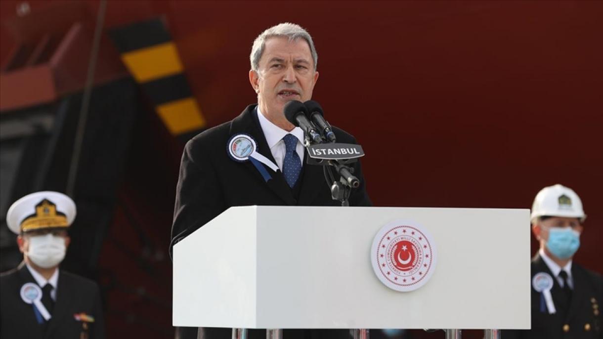 ΔΗΛΩΣΗ ΑΚΑΡ: Η Ελλάδα να αποφύγει κινήσεις που ενδέχεται να προκαλέσουν «παρεξηγήσεις»