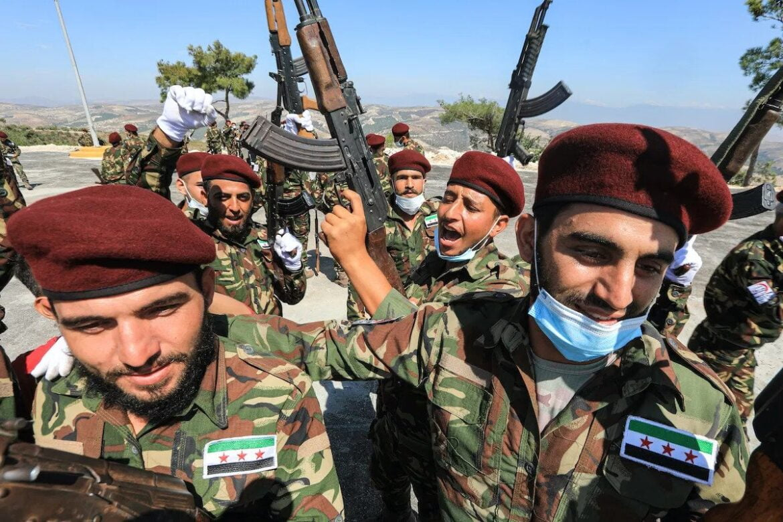 συριακών μισθοφόρων Λιβύη, ΑΠΛΗΡΩΤΟΙ ΚΑΙ ΕΚΝΕΥΡΙΣΜΕΝΟΙ: Ωρολογιακή βόμβα οι μισθοφόροι της Άγκυρας στη Λιβύη, NEMESIS HD