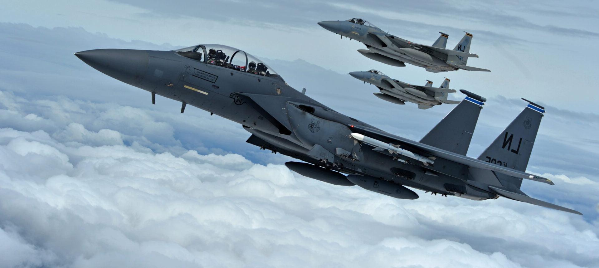 ΣΑΟΥΔΑΡΑΒΙΚΑ F15 ΕΡΧΟΝΤΑΙ ΕΛΛΑΔΑ – ΤΡΟΜΟΣ ΣΤΑ ΤΟΥΡΚΙΚΑ ΜΜΕ