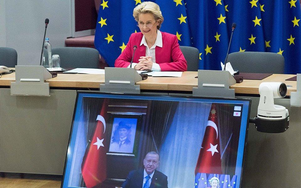 """Τουρκικές κουτοπονηριές – """"Η Ελλάδα εμποδίζει τις σχέσεις μας με την Ε.Ε."""""""