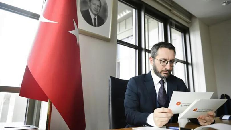 """""""Η ΑΝΑΤΟΛΙΚΗ ΜΕΣΟΓΕΙΟΣ ΕΙΝΑΙ Η ΓΑΛΑΖΙΑ ΠΑΤΡΙΔΑ ΜΑΣ"""" – Άθλια δήλωση του Τούρκου διευθυντή επικοινωνιών"""