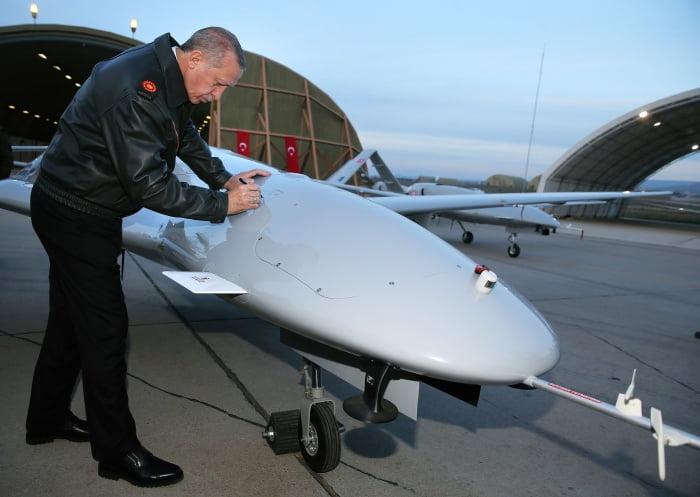 Βρετανική εταιρεία έκανε εμπάργκο στα ανταλλακτικά των Τουρκικών UAV