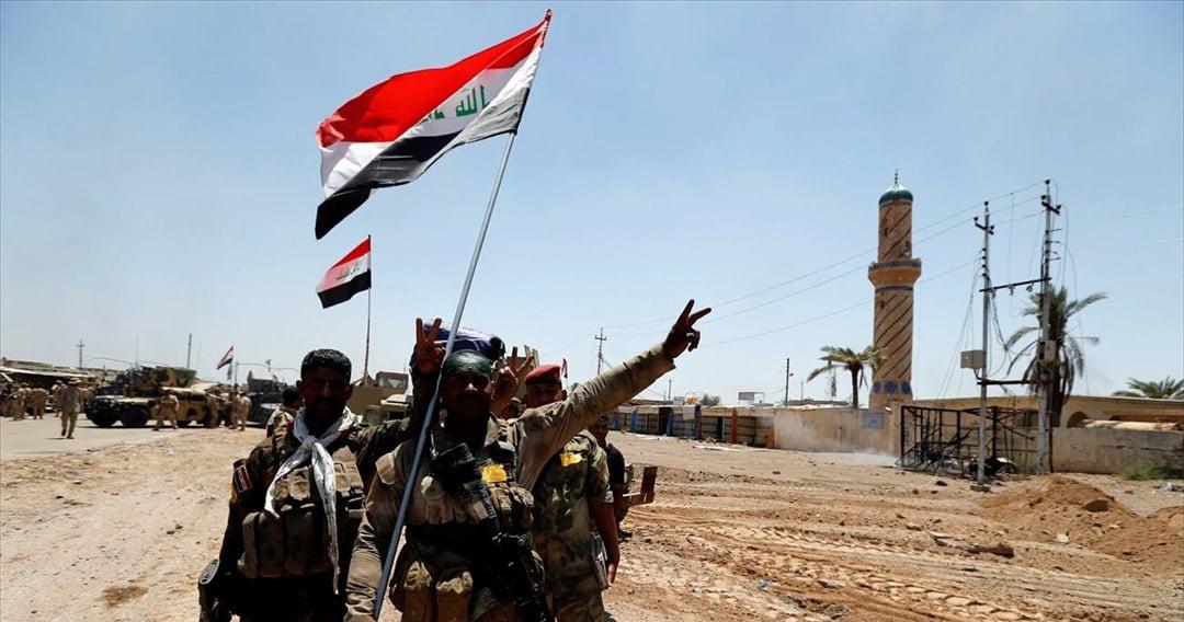 ΚΑΤΑΣΤΡΟΦΗ ΤΗΣ ΝΕΑΣ ΒΑΣΗΣ ΙΣΛΑΜΙΣΤΩΝ: Επιδρομή Ιρακινών δυνάμεων
