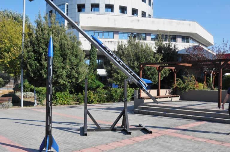 Έλληνες φοιτητές του ΑΠΘ αναπτύσσουν πυραύλους & UAVs