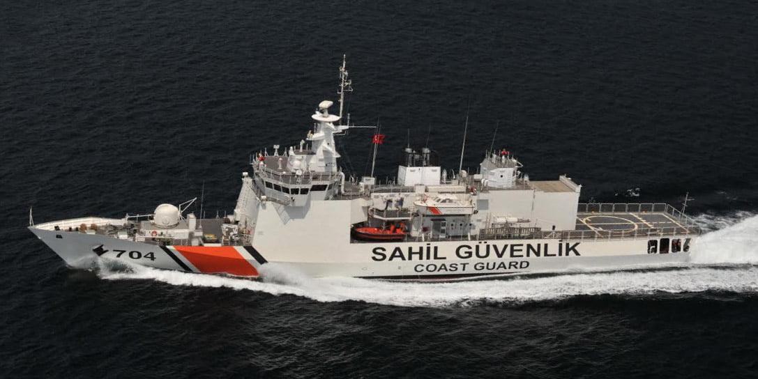 Η Λογική της παράνοιας – Άοπλο το ΛΣ εναντίον της Τουρκικής ακτοφυλακής
