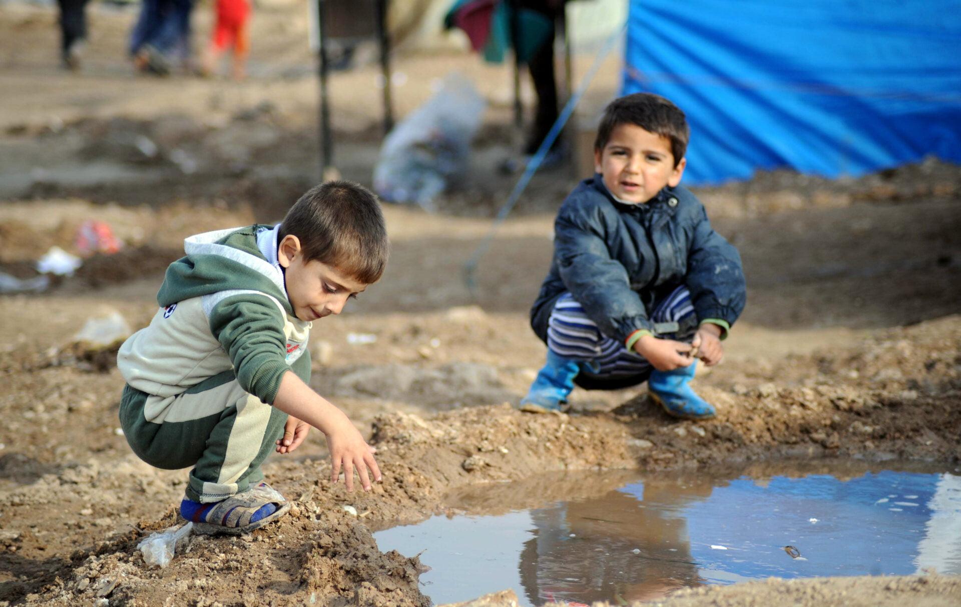 Ένα εκατομμύριο άνθρωποι χωρίς νερό εξαιτίας των Τούρκων στη Συριακή Χασάκα