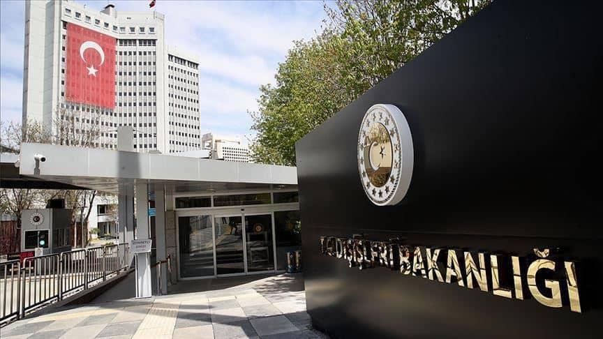 Ο ΑΡΧΙΕΠΙΣΚΟΠΟΣ ΤΡΕΛΑΝΕ ΤΟΥΣ ΤΟΥΡΚΟΥΣ: Έβγαλε δήλωση μεχρι και το Τουρκικό ΥΠΕΞ!