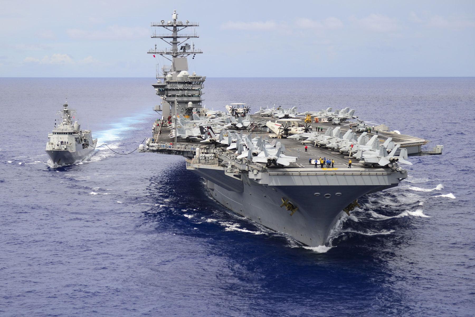 Ηρεμεί η Μέση Ανατολή: Οι ΗΠΑ στέλνουν πίσω το USS NIMITZ