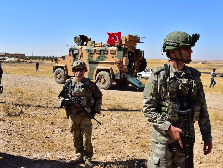 ΦΙΑΣΚΟ Η ΤΟΥΡΚΙΚΗ ΕΙΣΒΟΛΗ ΣΤΟ ΙΡΑΚ – Κούρδοι: Βομβαρδίσατε δικούς σας