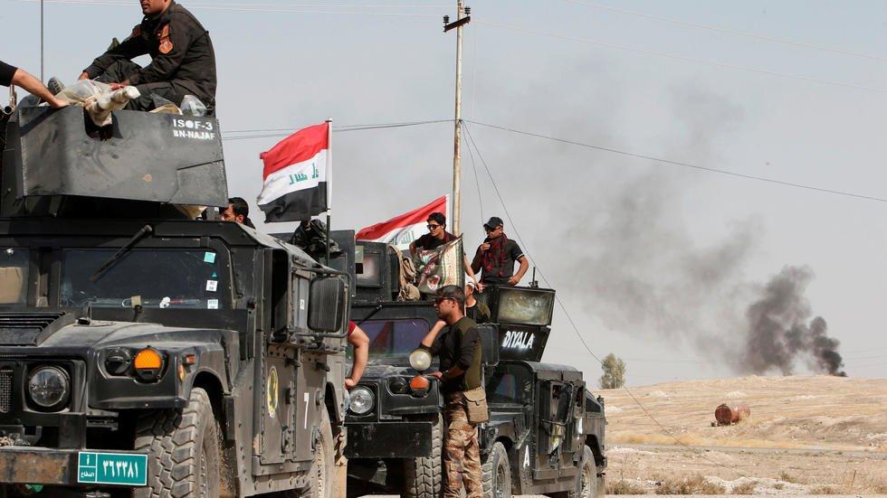 Το Ιράκ αντεπιτίθεται: Επιχείρηση εξολόθρευσης των ακραίων ισλαμιστών στο Ανμπάρ